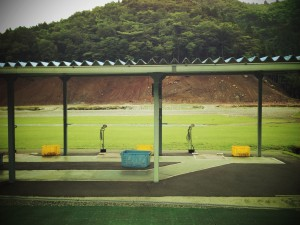 須山クレー射撃場1